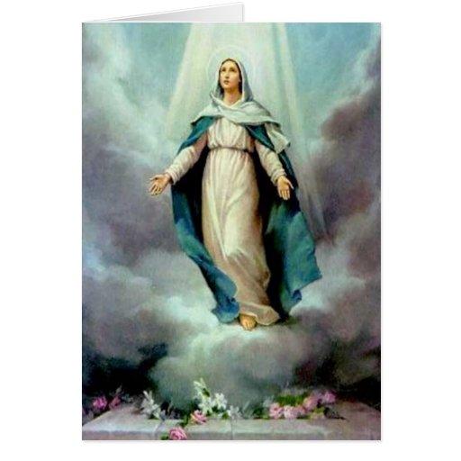 Divine Mother Card