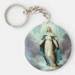 Divine Mother Keychain