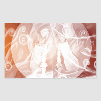 Divine Mystery.jpg Rectangular Sticker