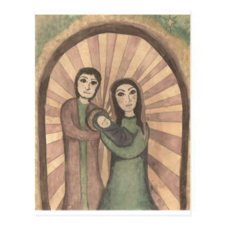 Divine Night Postcard