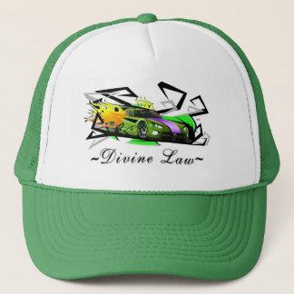 Divine Race Trucker Hat