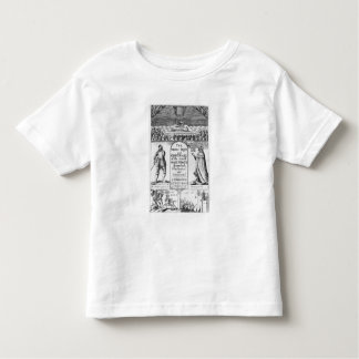 Divine Right Original Civil Magistrate from Toddler T-shirt