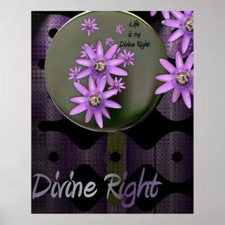 divine right print