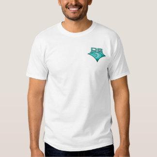 Divine Slide Green Logo T Shirt