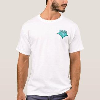 Divine Slide Green Logo T-Shirt