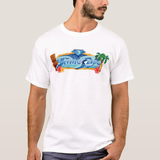 Divine Slide Midnight Surfer T-Shirt