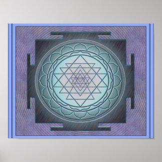 Divine Sri Yantra5 Poster
