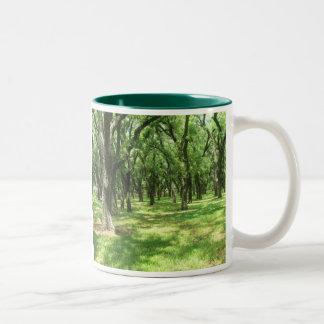 Divine Two-Tone Coffee Mug