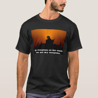Divine Weapons Christian T-Shirt