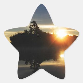 divine wonder star sticker