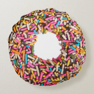 Divinely Decadent Doughnut Pillow - SRF