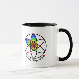 Divinely Designed 2 Love Mug