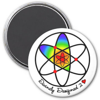 Divinely Designed to LOVE magnet