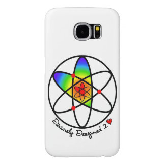 Divinely Designed to LOVE Samsung Galaxy S6 Case