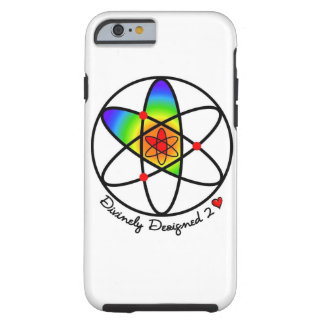 Divinely Designed to LOVE Tough iPhone 6 Case