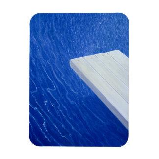 Diving Board 2004 Magnet