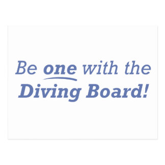 Diving Board / One Postcard