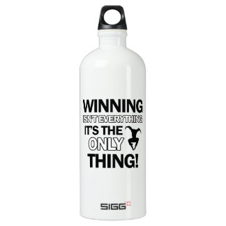 diving design water bottle