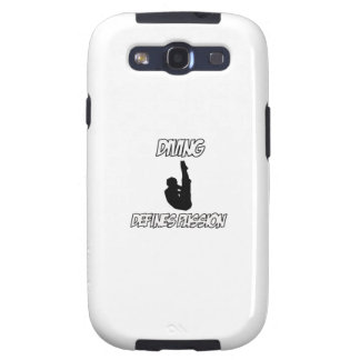 diving designs galaxy SIII cover