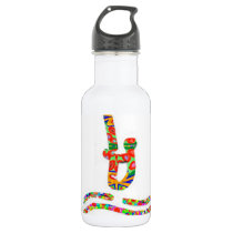 Diving, Diver, Dive Stainless Steel Water Bottle