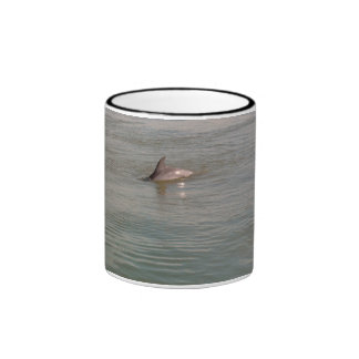 Diving Dolphin Mugs