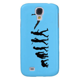Diving evolution water sports divers high dive fan samsung galaxy s4 cases