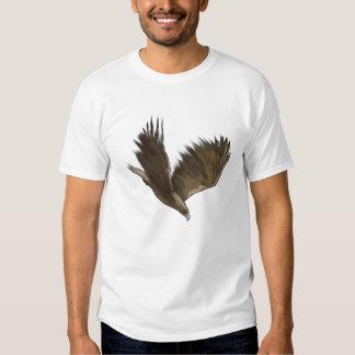 Diving Golden Eagle Shirt