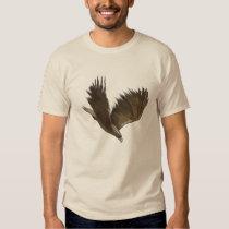 Diving Golden Eagle Tshirts
