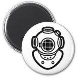 Diving Helmet Magnets