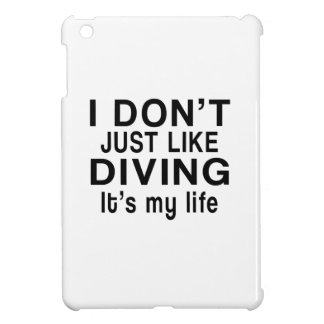 DIVING IS MY LIFE iPad MINI CASES