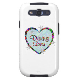 Diving Lover Samsung Galaxy SIII Cases