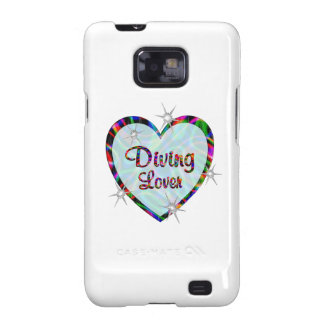 Diving Lover Galaxy SII Cases
