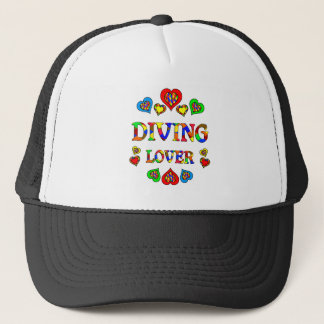 Diving Lover Trucker Hat