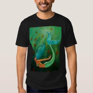 Diving Mermaid T-Shirt