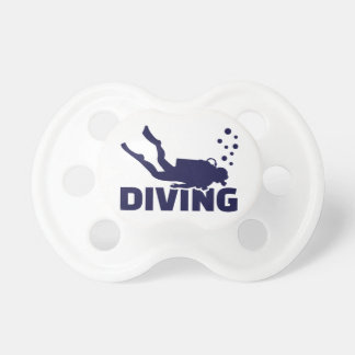Diving Pacifier