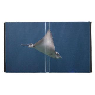 Diving Stingray iPad Folio Covers