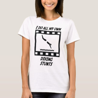 Diving Stunts T-Shirt