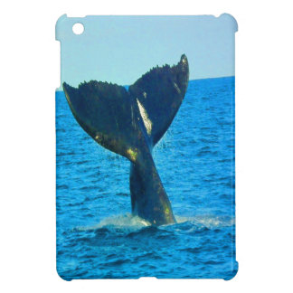 Diving to love ocean humpback whales cover for the iPad mini