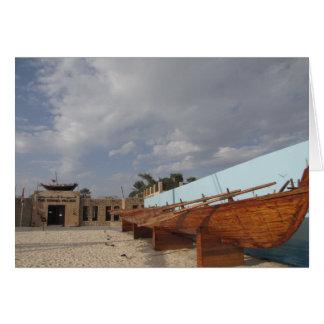 Diving Village, Dubai Card