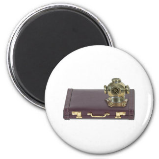 DivingHelmetBriefcase081212.png 2 Inch Round Magnet