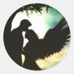 Divinity Angel Stickers