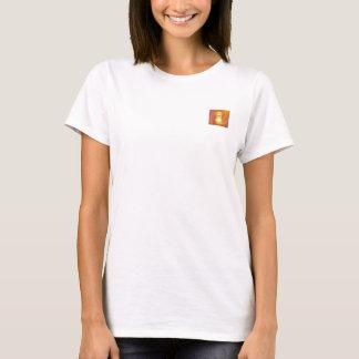 Divino Jesus Dazzling Love Fiery Angel's Wings T-Shirt