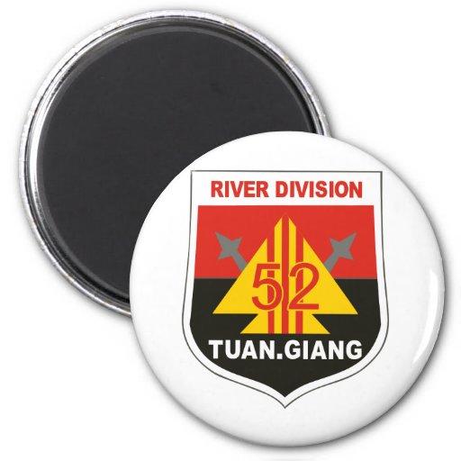 División 52 del río imán