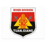 División 52 del río postal