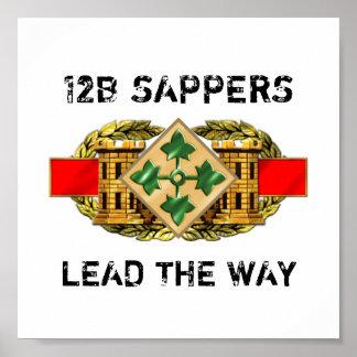 división de infantería 12B 4to Impresiones