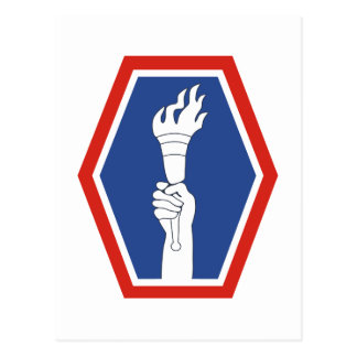 División de infantería 442 postal