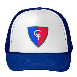 División de infantería del ejército 38.o gorras