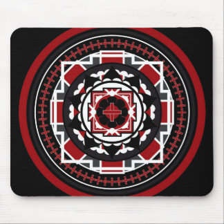 Division mouse pad