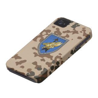 División Spezielle Operationen [DSO] Carcasa Para iPhone 4
