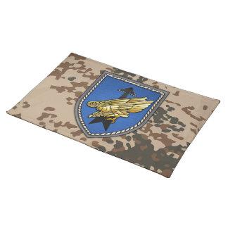 División Spezielle Operationen [DSO] Manteles